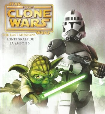 Saison 6 de Star Wars: The Clone Wars