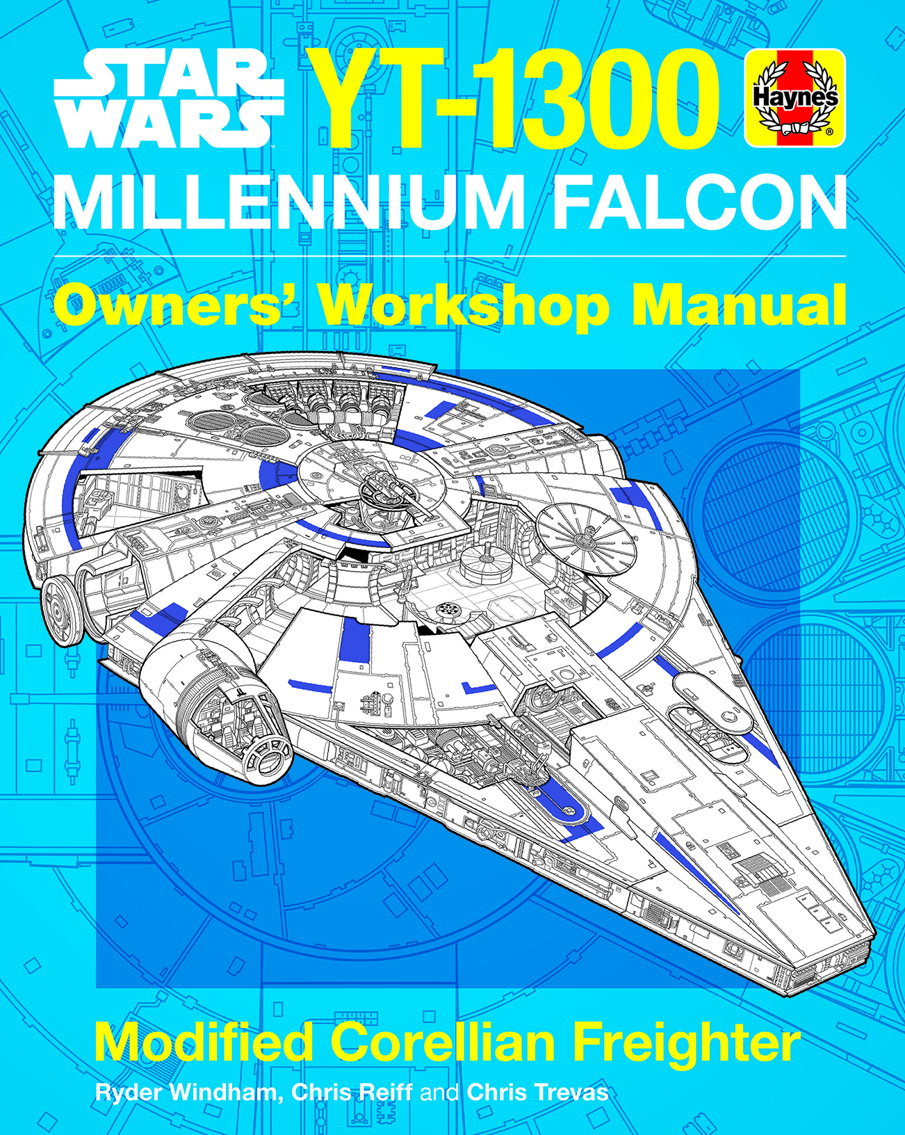 YT-1300 Corellian Freighter Owner's Workshop Manual