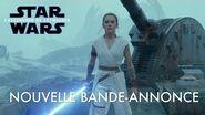 Star Wars L'Ascension de Skywalker - Bande-annonce officielle (VF)