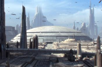 Bâtiment des bureaux du Sénat