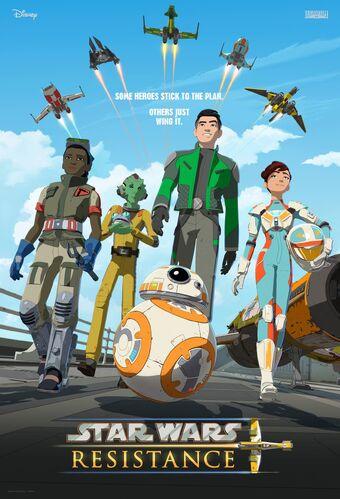 Saison 1 de Star Wars Resistance
