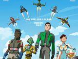 Liste des épisodes de Resistance