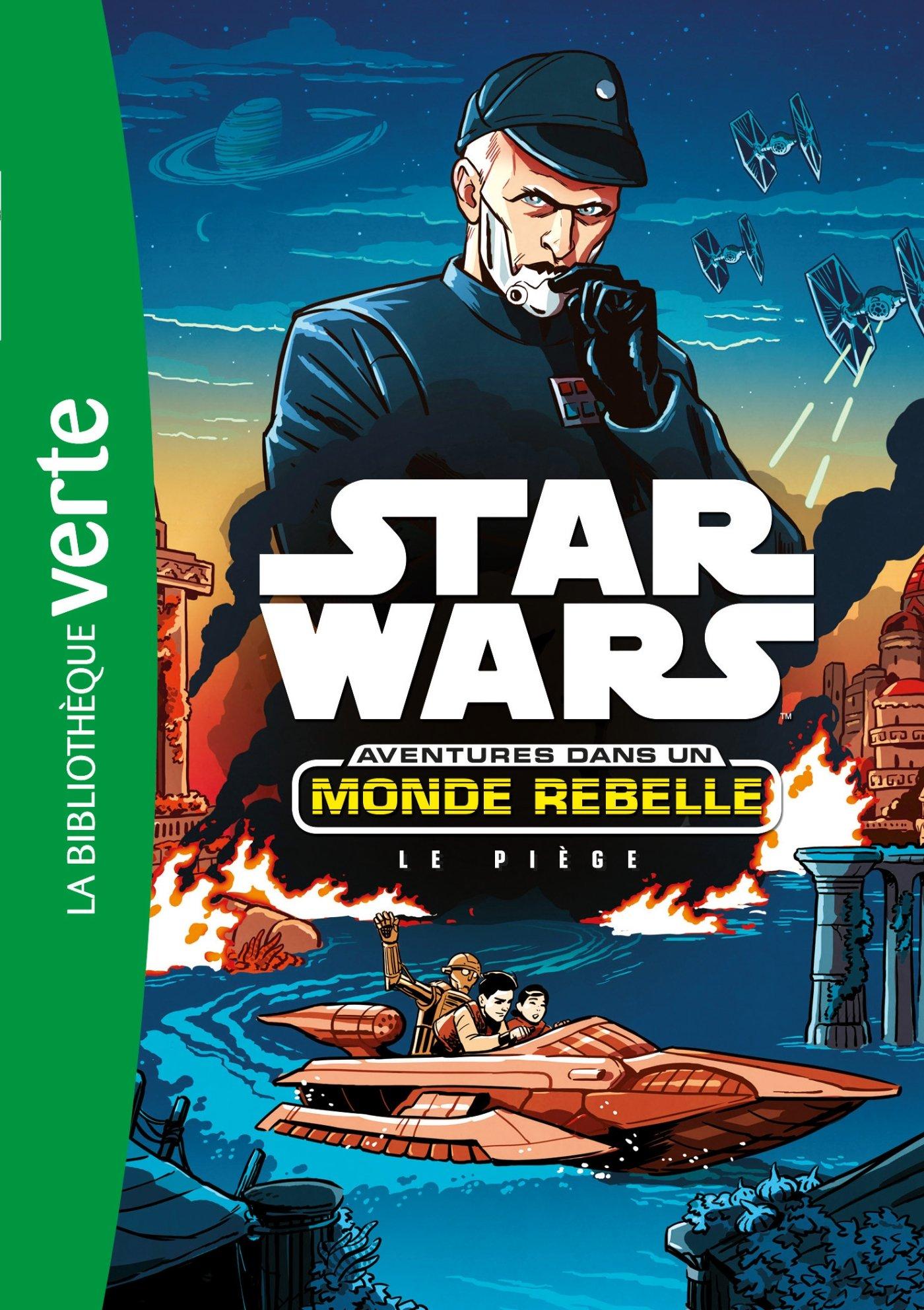 Aventures dans un Monde Rebelle : Le Piège