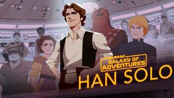 Han Solo, de contrebandier à général