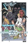 StarWars Adventures Teaser Poster 2