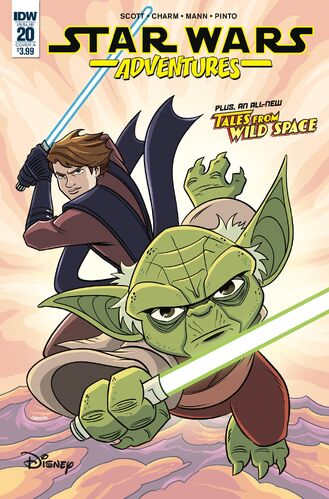 Star Wars Aventures 20