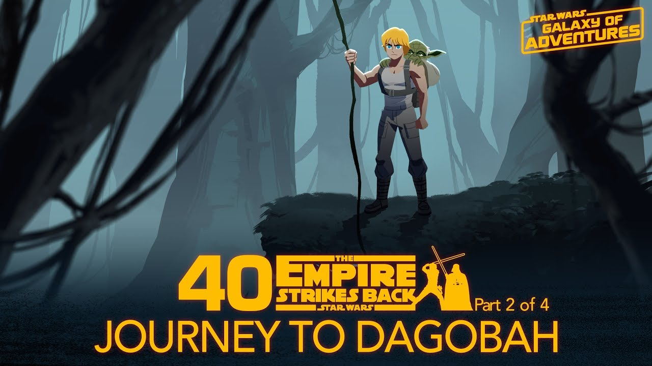 Journey to Dagobah