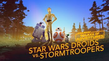 Star Wars Droids