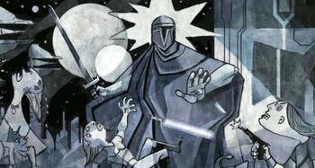 Guerre Mandalorien–Jedi