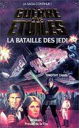 Bataille des Jedi - Presses de la Cité -1993