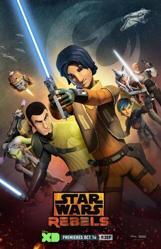 Saison 2 de Star Wars Rebels