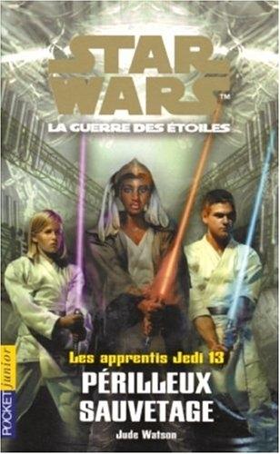 Les Apprentis Jedi : Périlleux Sauvetage