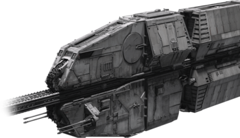 Transport conveyex Railcrawler 20-T