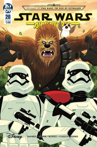 Star Wars Aventures 28