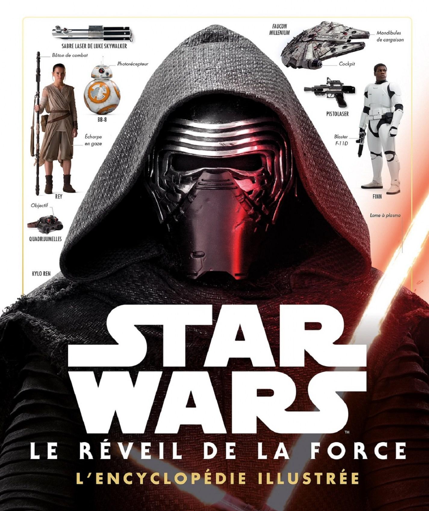 Star Wars : Le Réveil de la Force : L'Encyclopédie Illustrée