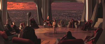 Chambre du Conseil Jedi