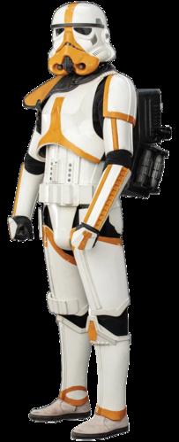 Stormtrooper à mortier