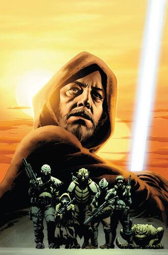 Star Wars: Extrait du Journal du vieux Ben Kenobi