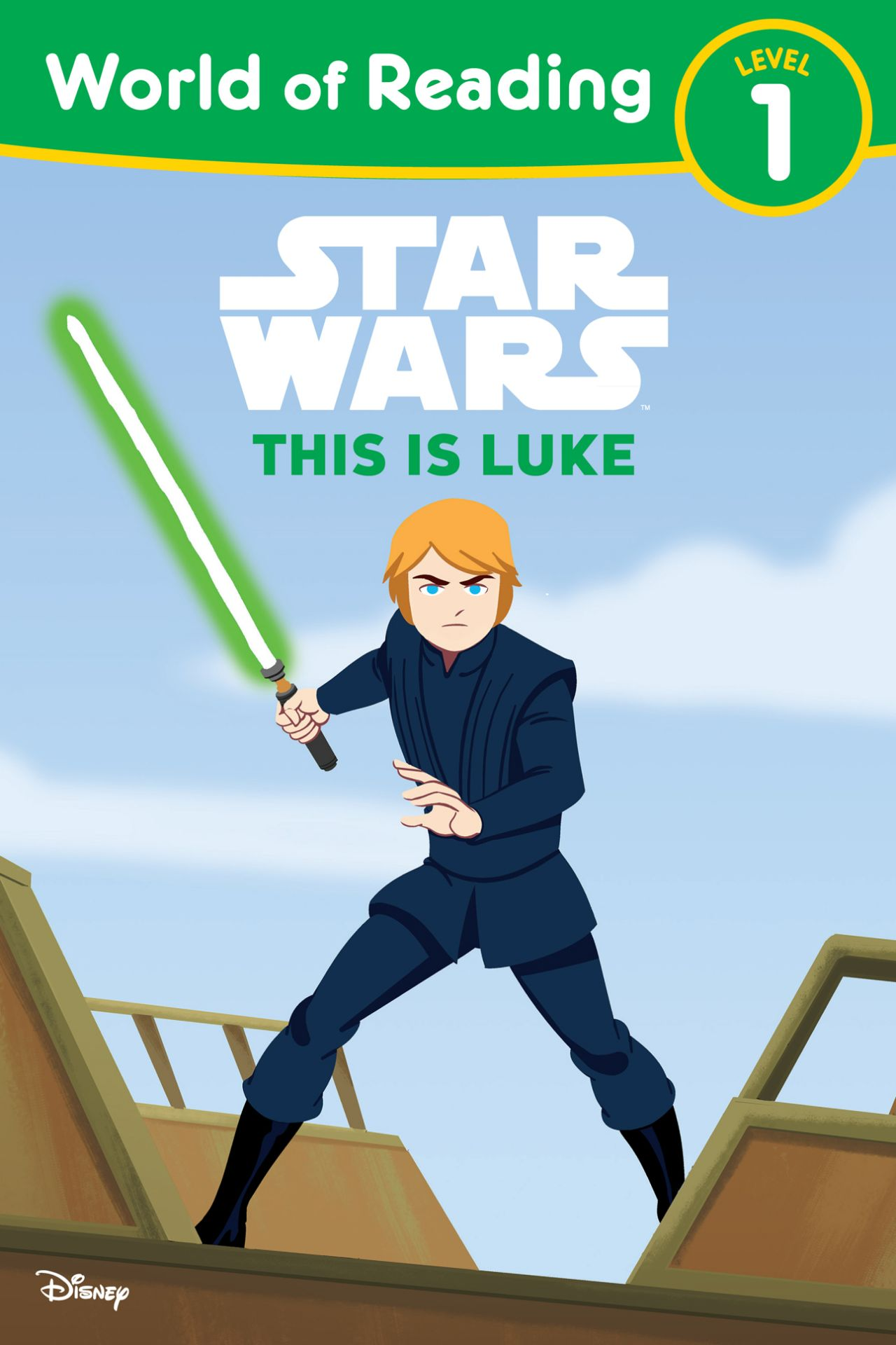 This is Luke