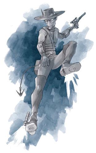 Bane's Story