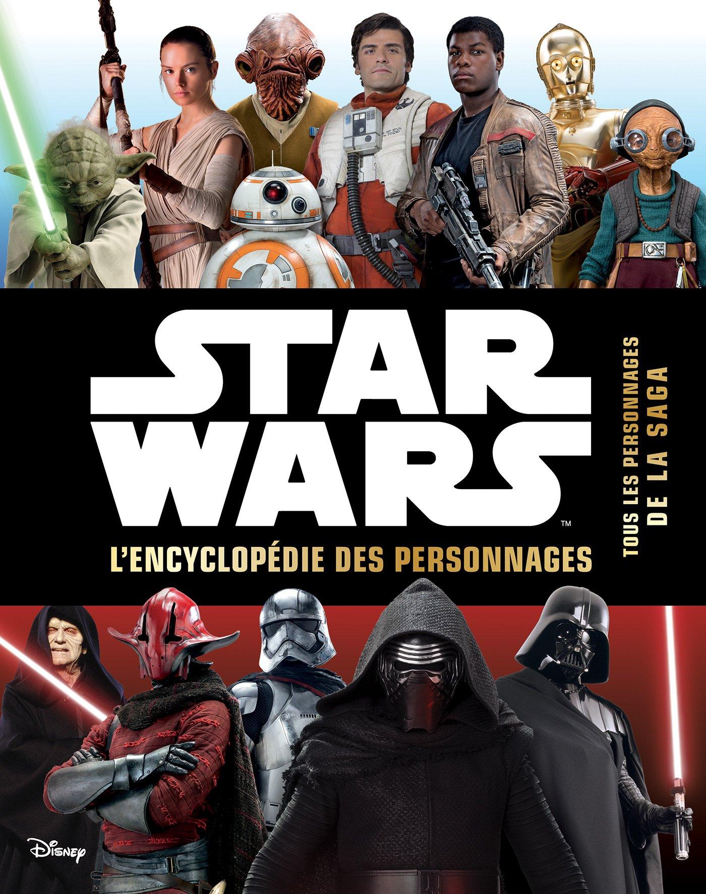 Star Wars : L'Encyclopédie des personnages