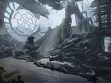 Salle du trône de l'Empereur (Étoile de la Mort)