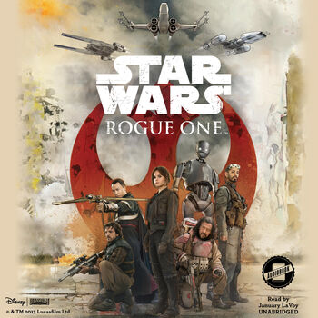 Rogue One: A Star Wars Story (livre audio jeunesse)
