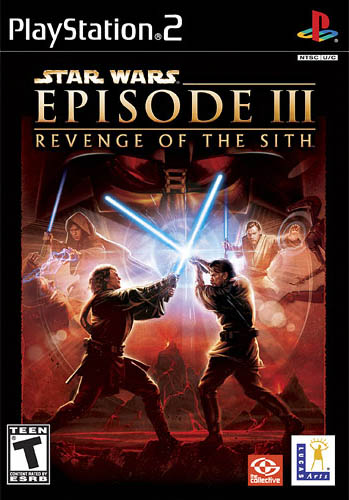 Star Wars épisode III : La Revanche des Sith (jeu vidéo)
