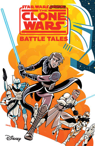 Star Wars Adventures: The Clone Wars – Battle Tales