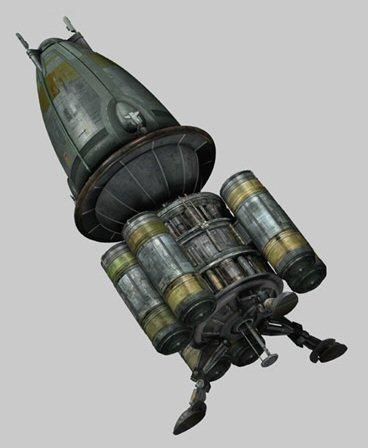 Transport de classe Hardcell