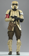 Shoretrooper soldat