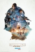 Rogue One Mini Poster AMC -1