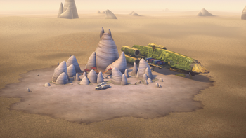 Camp de Ryder