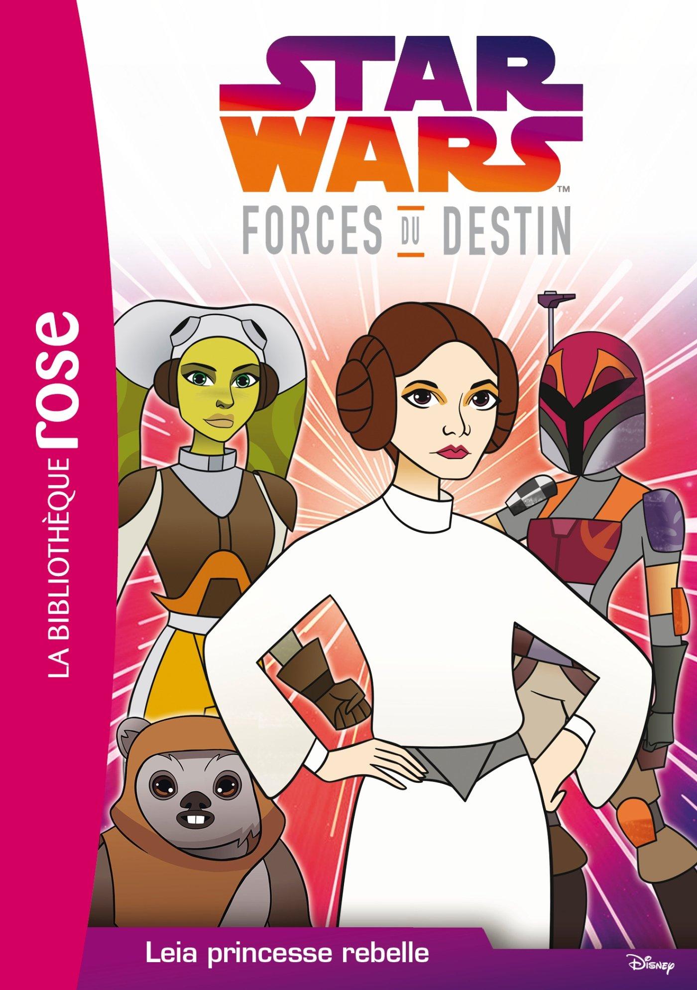 Forces du Destin : Leia princesse rebelle
