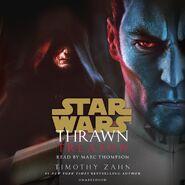 Thrawn: Trahison (livre audio)