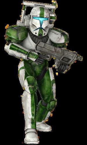 Armure de commando de classe Katarn