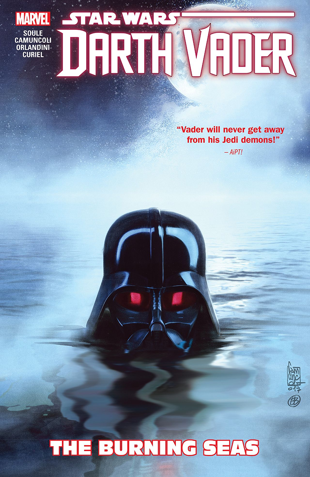 Star Wars: Dark Vador: Seigneur Noir des Sith: Mers de Feu