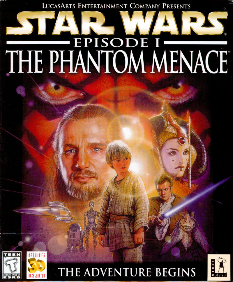 Star Wars épisode I : La Menace Fantôme (jeu vidéo)