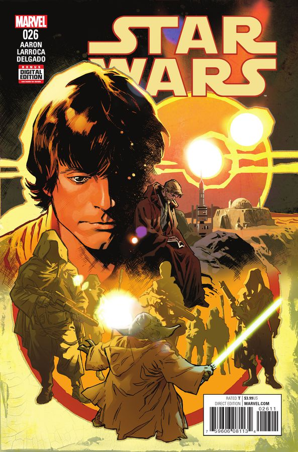 Star Wars 26: La Guerre Secrète de Yoda 1