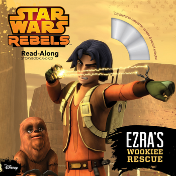 Ezra's Wookiee Rescue