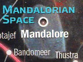Secteur Mandalore