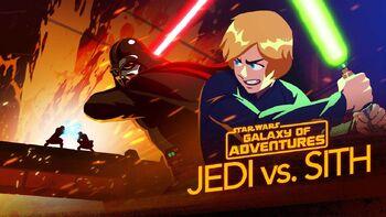 Jedi contre Sith, la saga Skywalker