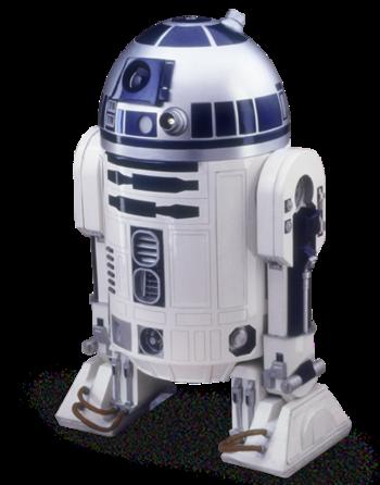 Droïde astromech de série R2