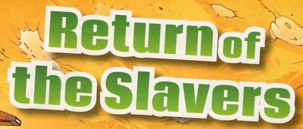 Le retour des esclavagistes