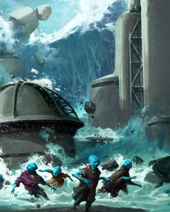 Vengeful Waves