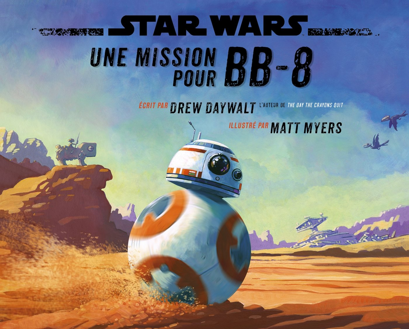 Une Mission pour BB-8