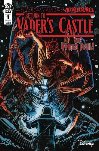 Return to Vader's Castle 1: Beware the Horned Devil!