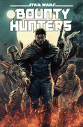 Bounty Hunters 1 cover