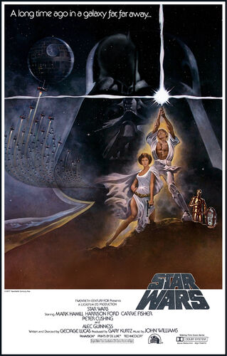 Star Wars épisode IV : Un Nouvel Espoir