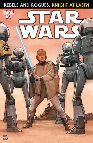 Star Wars 71: Rebelles et renégats 4